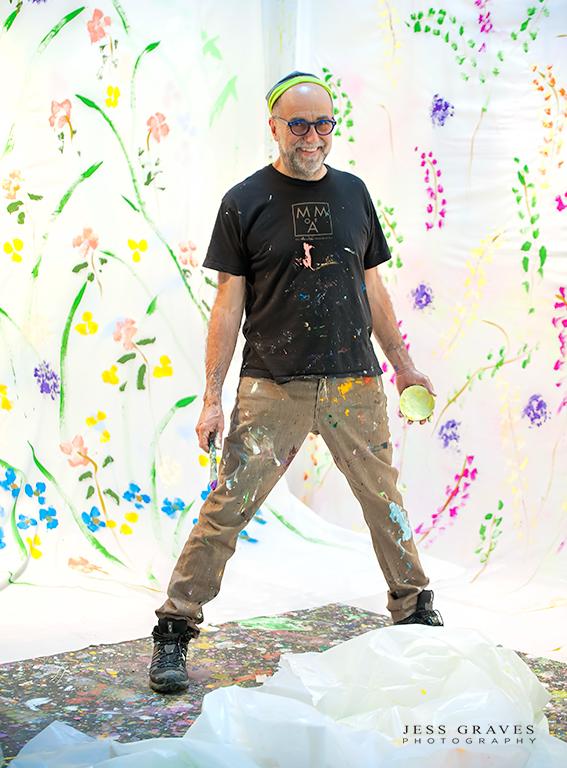 Tony-La-Salle Bucks County Artist
