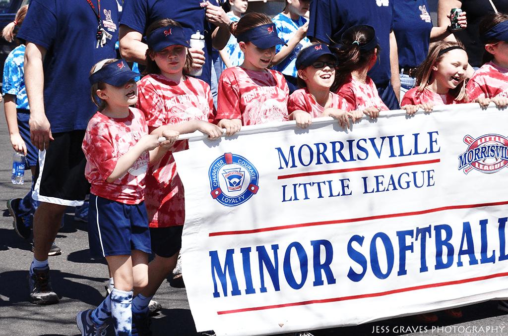 Morrisville Little League - Minor Softball